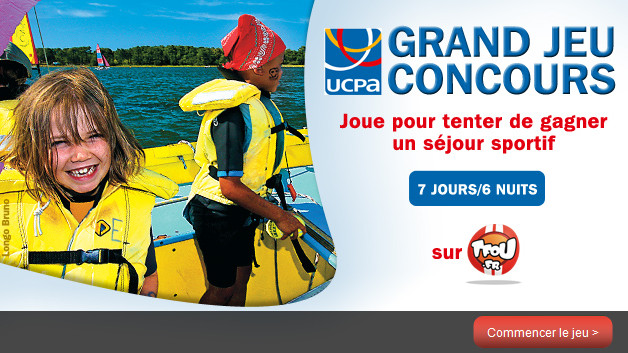 Concours UCPA