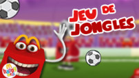 Jeu Happy Meal : jeu de jongle