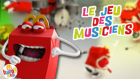 Jeu : Happy Meal Jeu Des Musiciens