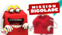 Jeu : Happy Meal Mission Rigolade