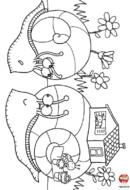 La maison des escargots