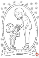 Un joli cadeau pour maman