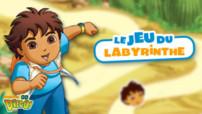 Jeu Diego : Le labyrinthe