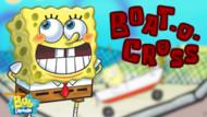 Bob l'Eponge Boat o cross