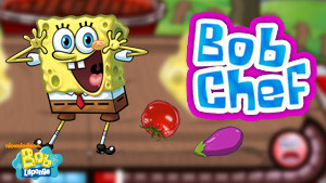 Bob L&#039;ponge : Bob Chef