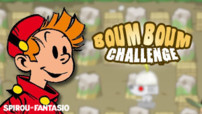 Jeu : Spirou Boum Boum Challenge