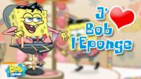 Bob L'éponge : J'aime Bob