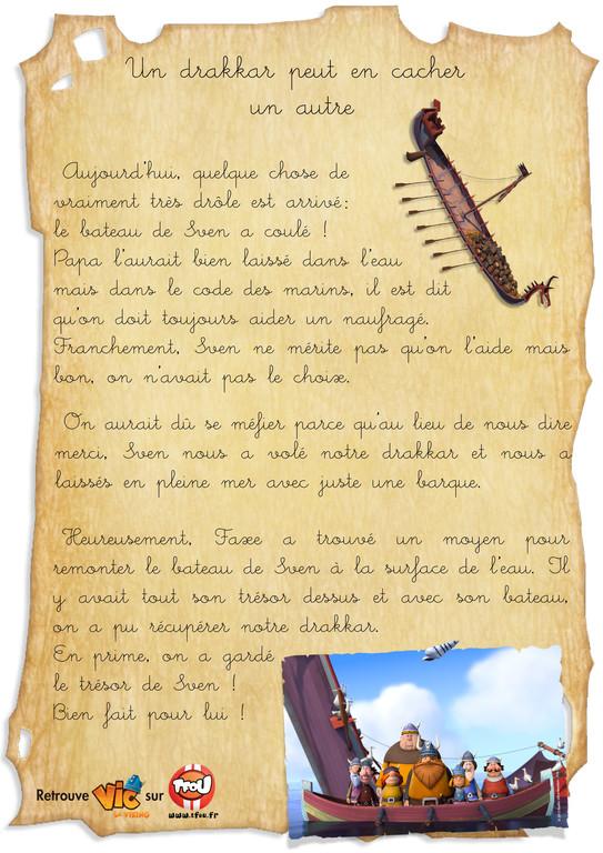 carnet de bord_vic le viking_un drakkar peut en cacher un autre
