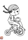 Vélo à 3 roues