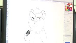 Robin des Bois - Apprendre à dessiner Derké
