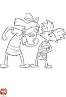Helga gronde Arnold