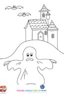 Le fantôme du manoir