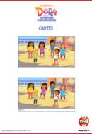Activités_Tfou_Dora&Friends_différences01