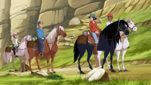 La blessure - Le Ranch
