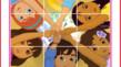 Colorie Dora et ses amis