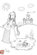La princesse et le crapaud
