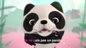 ba wawah le chien panda version integrale