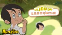 Jeu Marcelino : le labyrinthe