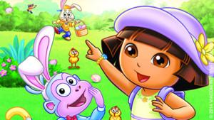 """Dès 6h55 : """"Dora et l'aventure de Pâques"""""""