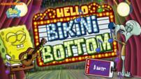 Bob l'éponge - vignette jeu hello bikini bottom