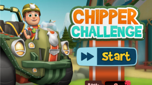 Ranger Rob : Chipper Challenge