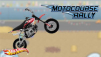 Jeu Hot Wheels : Motocourse Rallye