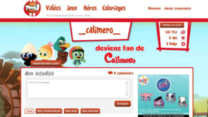 Calimero-Espace perso