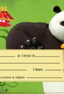 Carte d'invitation Pô