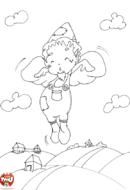 Elfe qui vole