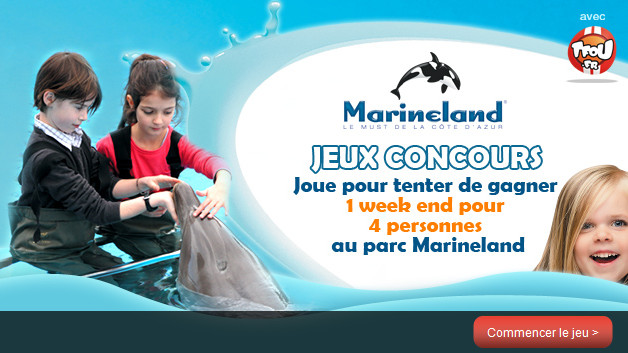 Concours Marineland