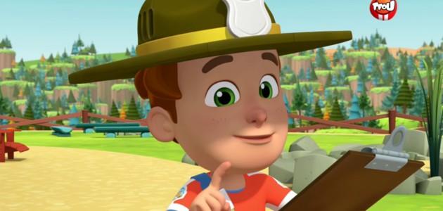 Ranger Rob - Bienvenue au club des jeunes Rangers