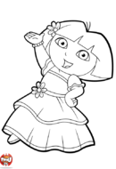 Dora danse