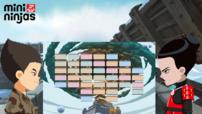 Mini Ninjas Casse-brique