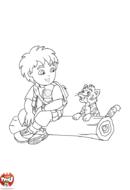 Diego et la panthère 3