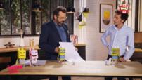 Paper toy géant