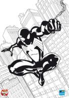Spiderman bondit