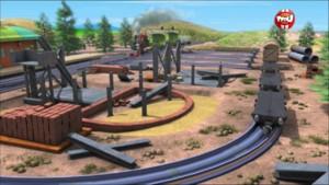Hodge la loco serviable - Chuggington