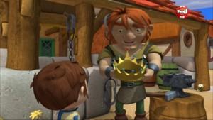 Mike le Chevalier et le joyau de Valdragon - Mike le chevalier