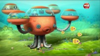 Les octonauts et l'éléphant de mer - Octonauts