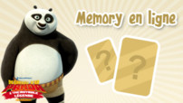 Kung Fu Panda Memory