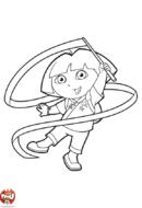 Dora ruban
