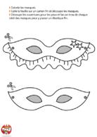 Masque 9