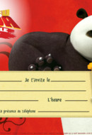 Carte d'invitation Pô 2