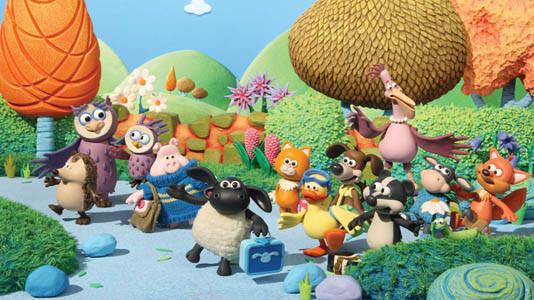 Timmy et ses amis dans Voici Timmy