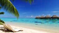 Coloriage Vacances à la mer