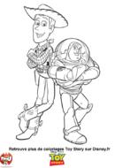 Woody et Buzz l'éclair
