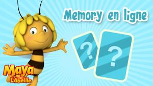 Memory Maya l'abeille