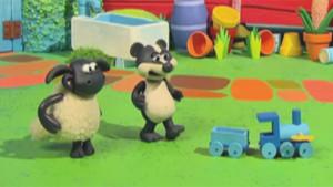 Timmy et Stripey