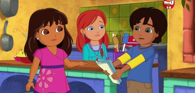 L'anniversaire de Pablo - Dora and friends... au coeur de la ville