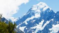Coloriage Montagne